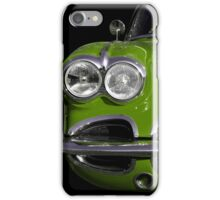 Cool (green) iPhone Case/Skin