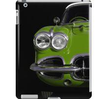 Cool (green) iPad Case/Skin
