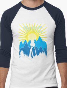 Imaginary Adventure Men's Baseball ¾ T-Shirt