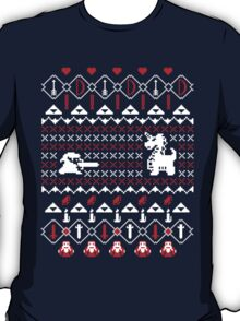Its Dangerous To Go Alone At Christmas T-Shirt