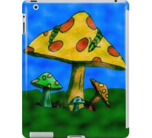 Shrooms iPad Case/Skin