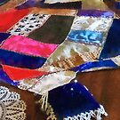 Making a Quilt by Susan Savad