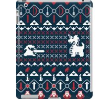 Its Dangerous To Go Alone At Christmas iPad Case/Skin