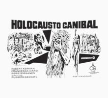 Cannibal Holocaust by James Bickert