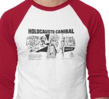 Cannibal Holocaust Men's Baseball ¾ T-Shirt