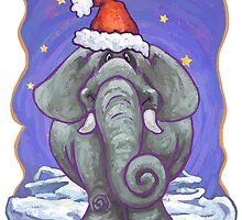 Elephant Christmas by ImagineThatNYC