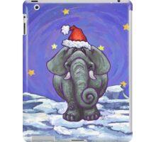 Elephant Christmas iPad Case/Skin