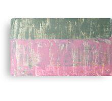 textures overlap Canvas Print