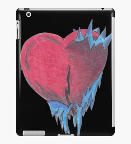 Heart Of Ice iPad Case/Skin