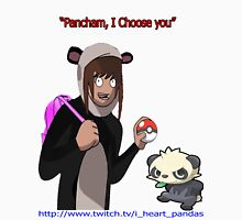 Pancham, I choose you! Unisex T-Shirt