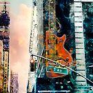 Hard Rock and 7th Ave by John Rivera