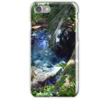 Sand Boil, Rainbow Springs iPhone Case/Skin
