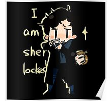 I Am Sherlocked Poster