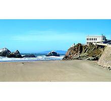 Seal Rocks Photographic Print