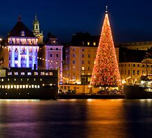 Stockholm christmas. by cloud7