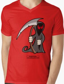 Palindrome from HELL! Mens V-Neck T-Shirt