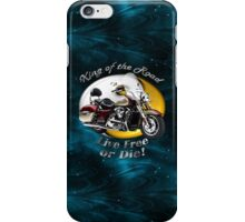 Kawasaki Nomad King Of The Road iPhone Case/Skin