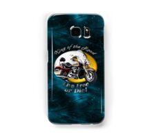 Kawasaki Nomad King Of The Road Samsung Galaxy Case/Skin