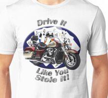 Kawasaki Nomad Drive It Like You Stole It Unisex T-Shirt