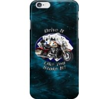 Kawasaki Nomad Drive It Like You Stole It iPhone Case/Skin