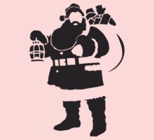 Santa Kids Tee