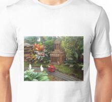 Model Buildings, Model Trains, New York Botanical Garden Holiday Train Show, Bronx, New York, 2015 Unisex T-Shirt