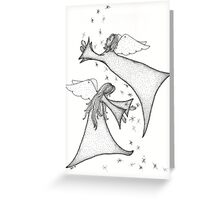 Rising Spirit Greeting Card