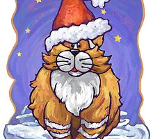 Ginger Cat Christmas by Traci VanWagoner