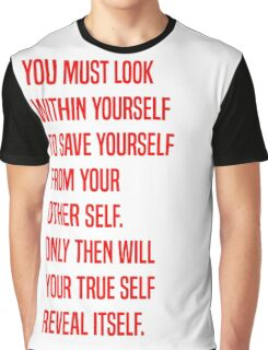 Zuko - Yourself Graphic T-Shirt
