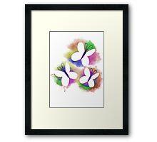 Fluttershy Poster Framed Print