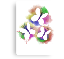 Fluttershy Poster Canvas Print