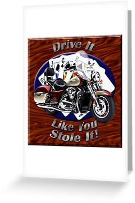 Kawasaki Nomad Drive It Like You Stole It by hotcarshirts