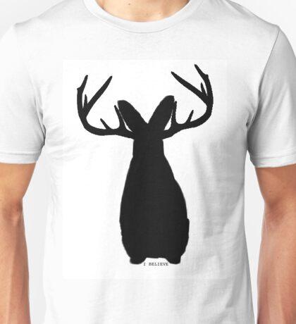 I BELIEVE - Jackalopes Unisex T-Shirt