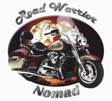 Kawasaki Nomad Road Warrior One Piece - Short Sleeve