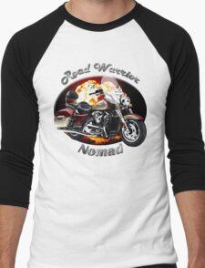 Kawasaki Nomad Road Warrior Men's Baseball ¾ T-Shirt