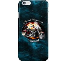 Kawasaki Nomad Road Warrior iPhone Case/Skin