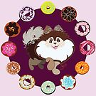 Furry Dough by PoetElise