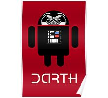 Darth Android Poster