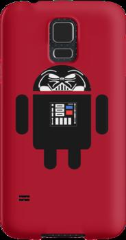Darth Android by Nana Leonti