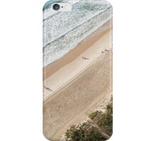 Surfer's Paradise in Miniature iPhone Case/Skin