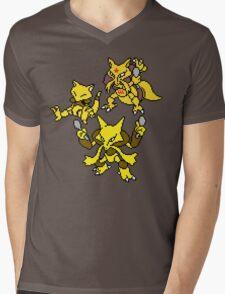 Abra, Kadabra and Alakazam Mens V-Neck T-Shirt