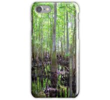 Cypress Swamp iPhone Case/Skin