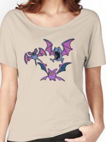 Zubat. Golbat and Crobat Women's Relaxed Fit T-Shirt