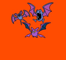 Zubat. Golbat and Crobat Unisex T-Shirt