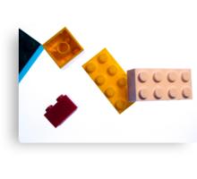 Lego top Canvas Print