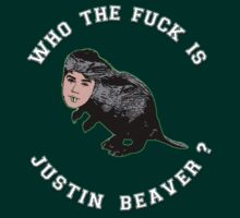 Who The Fuck is Justin Beaver? by mezzluc