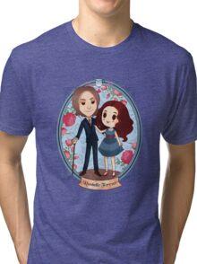 Rumbelle forever Tri-blend T-Shirt