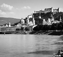 Salzburg 6 by Jane Ruttkayova