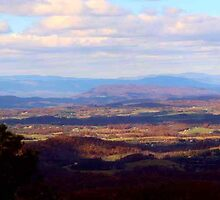 Fall on the Blue Ridge 1 by virginian