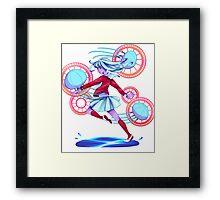 Jellyfish! Framed Print